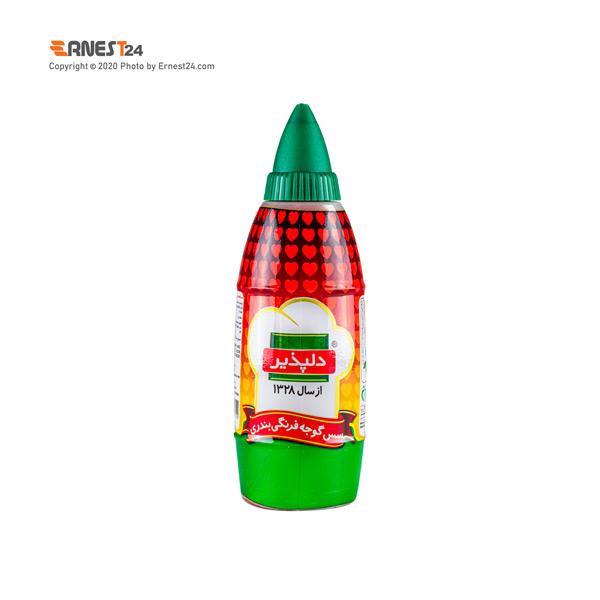 سس گوجه فرنگی بندری دلپذیر وزن ۴۵۴ گرم