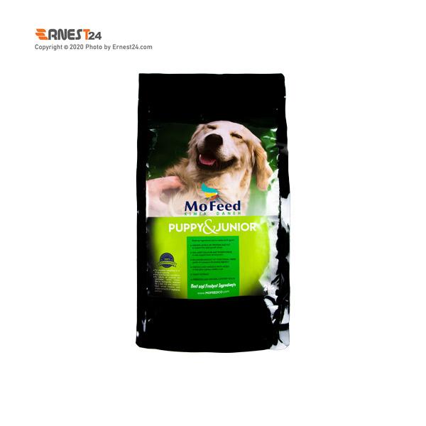 غذای خشک سگ مفید مدل puppy & junior وزن 2 کیلوگرم عکس استفاده شده در سایت ارنست 24 - ernest24.com