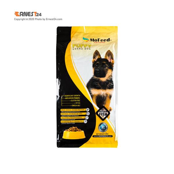 غذای خشک سگ مفید مخصوص توله سگ نگهبان وزن ۵ کیلوگرم