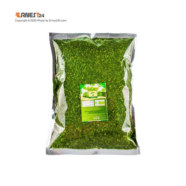 سبزی پلو خرد شده منجمد سبزین آراد وزن 1 کیلوگرم عکس استفاده شده در سایت ارنست 24 - ernest24.com