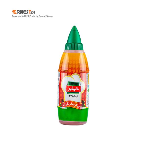 سس گوجه فرنگی تند دلپذیر وزن 454 گرم عکس استفاده شده در سایت ارنست 24 - ernest24.com