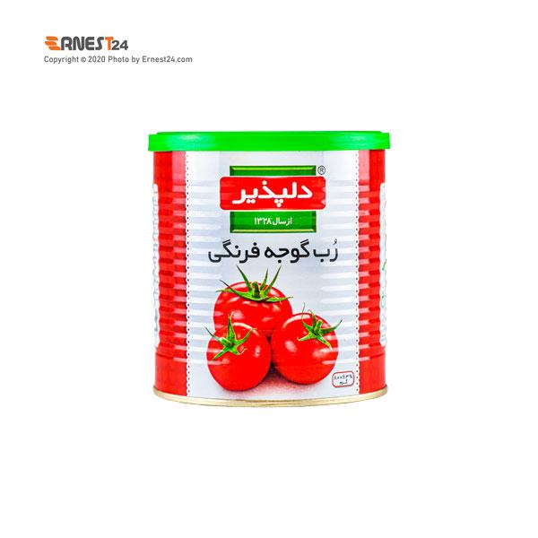 رب گوجه فرنگی دلپذیر با درب آسان بازشو وزن ۸۰۰ گرم