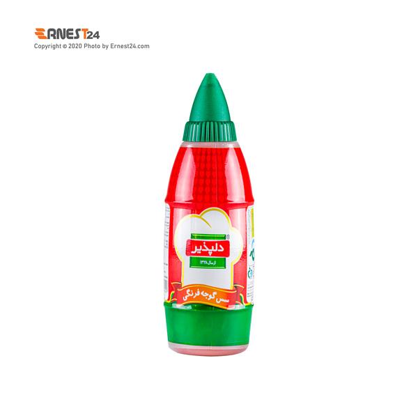 سس گوجه فرنگی دلپذیر وزن 454 گرم عکس استفاده شده در سایت ارنست 24 - ernest24.com