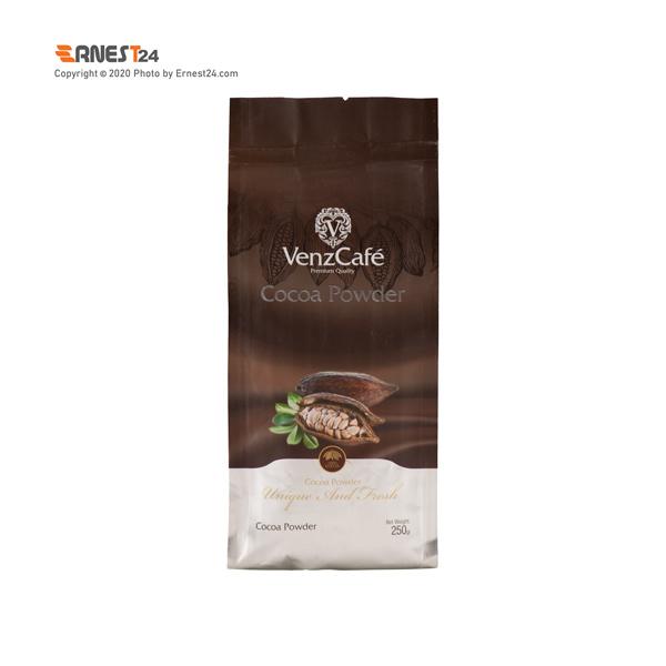کاکائو ونزکافه وزن 250 گرم عکس استفاده شده در سایت ارنست 24 - ernest24.com