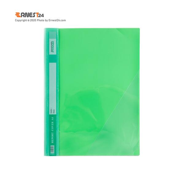 کلیپ فایل گیره دار پومار رنگ سبز عکس استفاده شده در سایت ارنست 24 - ernest24.com