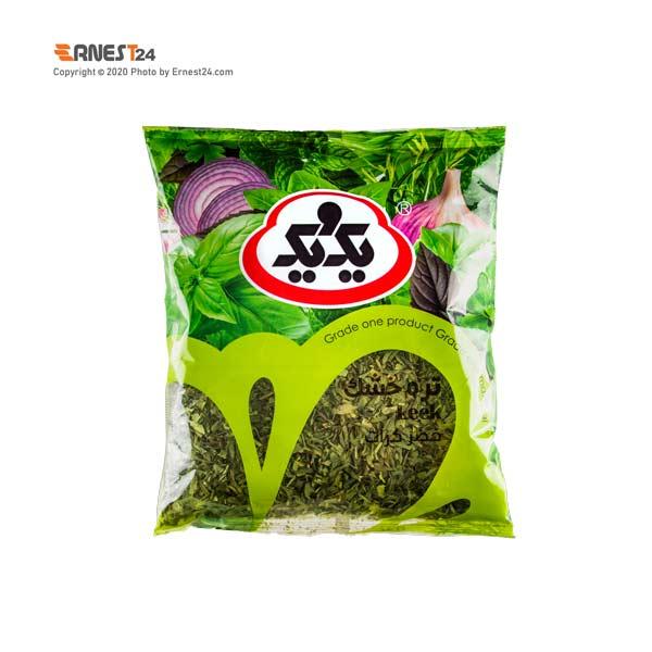 سبزی تره خشک یک و یک وزن 100 گرم عکس استفاده شده در سایت ارنست 24 - ernest24.com