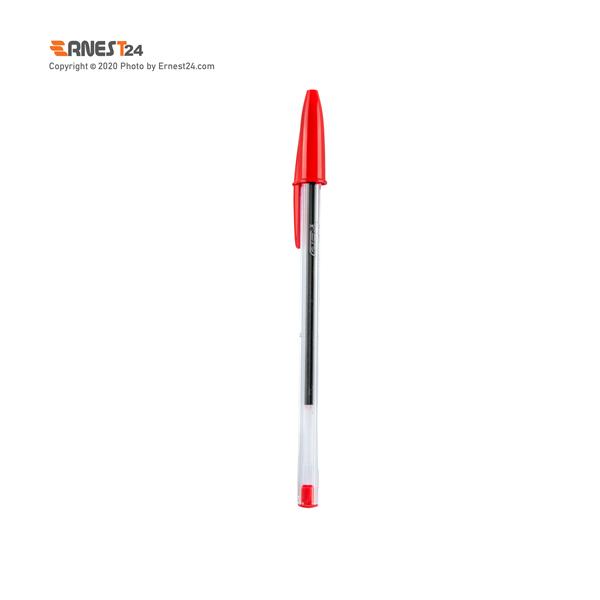 خودکار قرمز بیک عکس استفاده شده در سایت ارنست 24 - ernest24.com