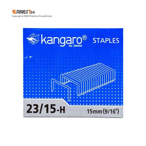 سوزن منگنه کانگرو سایز 23.15 بسته بندی 1000 عددی عکس استفاده شده در سایت ارنست 24 - ernest24.com