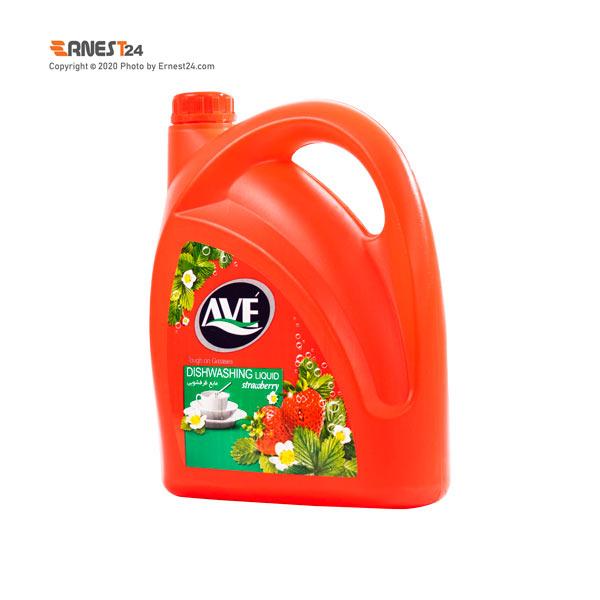 مایع ظرفشویی اوه با رایحه توت فرنگی وزن 3750 گرم عکس استفاده شده در سایت ارنست 24 - ernest24.com