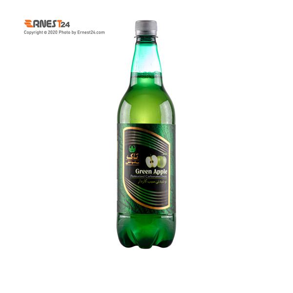 نوشیدنی گازدار با طعم سیب تاک بهنوش حجم 1000 میلی لیتر عکس استفاده شده در سایت ارنست 24 - ernest24.com