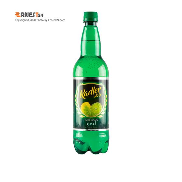 نوشابه گازدار با طعم لیمو رادلر حجم 1000 میلی لیتر عکس استفاده شده در سایت ارنست 24 - ernest24.com