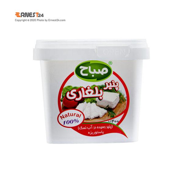 پنیر بلغاری صباح وزن 400 گرم عکس استفاده شده در سایت ارنست 24 - ernest24.com