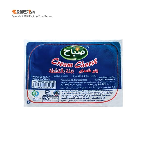 پنیر خامه ای صباح وزن 30 گرم عکس استفاده شده در سایت ارنست 24 - ernest24.com