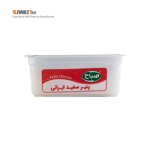 پنیر سفید صباح وزن 300 گرم عکس استفاده شده در سایت ارنست 24 - ernest24.com