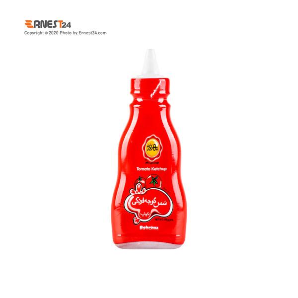 سس گوجه فرنگی کچاپ بهروز وزن 410 گرم عکس استفاده شده در سایت ارنست 24 - ernest24.com