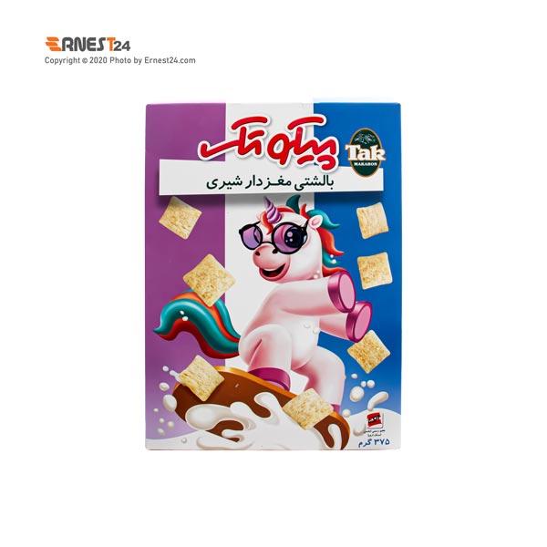 پیکوتک بالشتی مغزدار شیری تک ماکارون وزن 375 گرم عکس استفاده شده در سایت ارنست 24 - ernest24.com