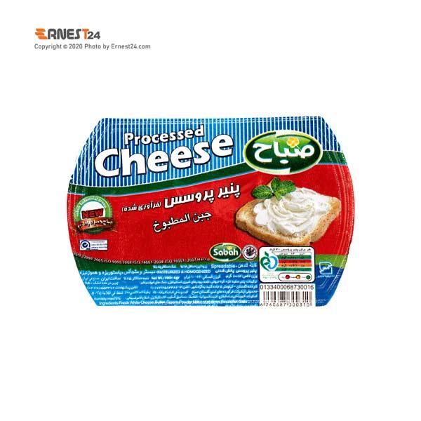 پنیر پروسس صباح وزن 100 گرم عکس استفاده شده در سایت ارنست 24 - ernest24.com