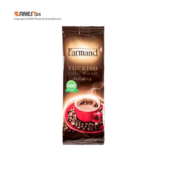 پودر قهوه ترک فرمند وزن 50 گرم عکس استفاده شده در سایت ارنست 24 - ernest24.com