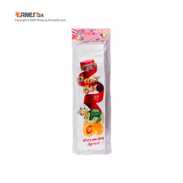 لواشک سیب و زردآلو فافا مدل Fruit Bar بسته 20 عددی عکس استفاده شده در سایت ارنست 24 - ernest24.com