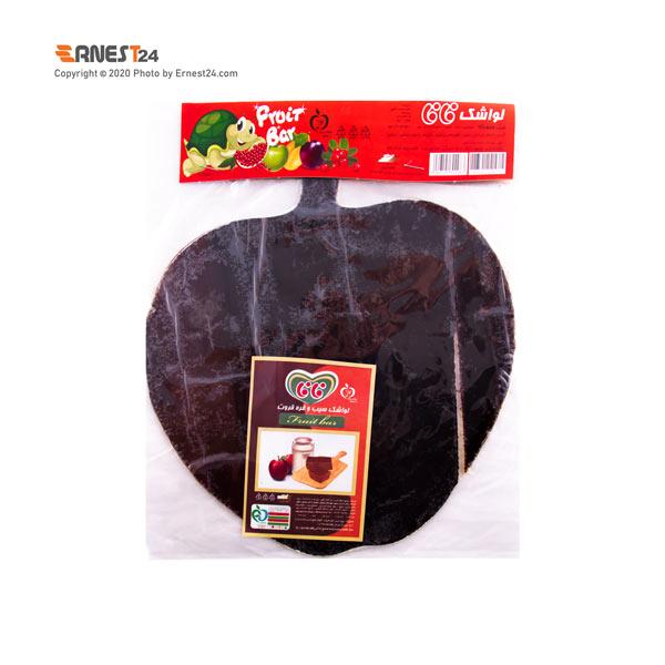 لواشک سیب و قره قروت فافا طرح سیب وزن 50 گرم عکس استفاده شده در سایت ارنست 24 - ernest24.com