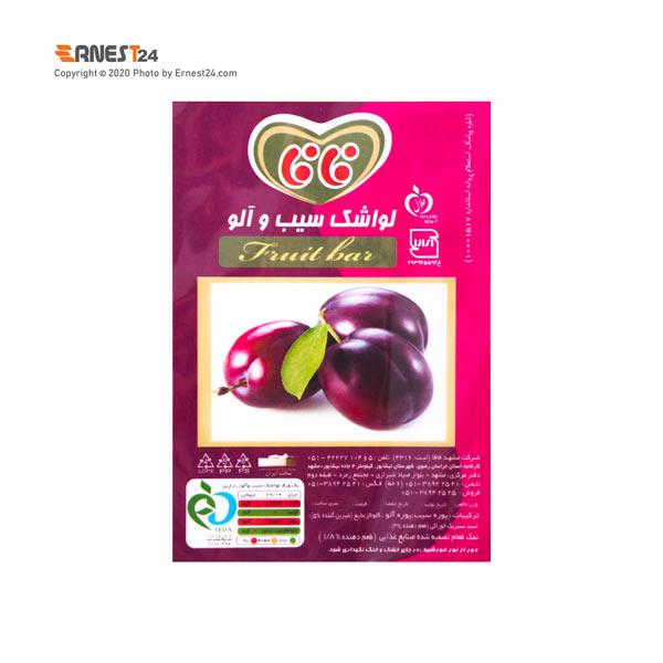 لواشک سیب و آلو فافا طرح سیب وزن 50 گرم نمای جزییات کالا عکس استفاده شده در سایت ارنست 24 - ernest24.com