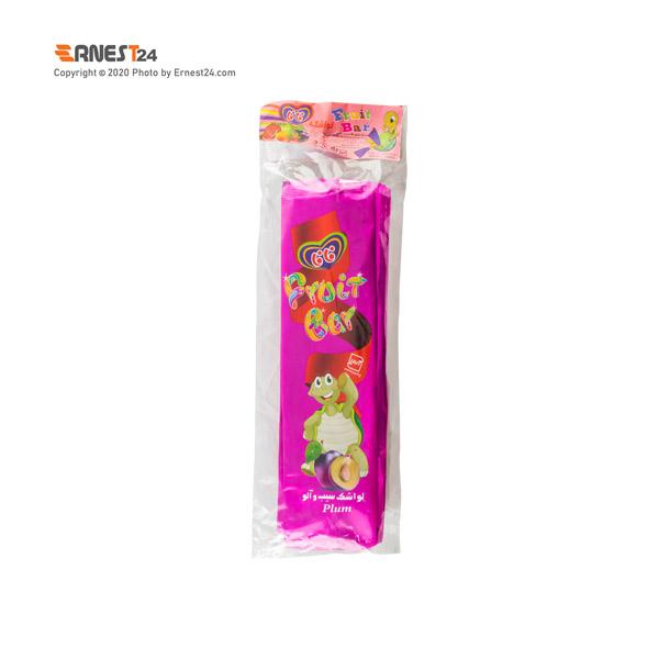 لواشک سیب و آلو فافا مدل Fruit Bar بسته 20 عددی عکس استفاده شده در سایت ارنست 24 - ernest24.com