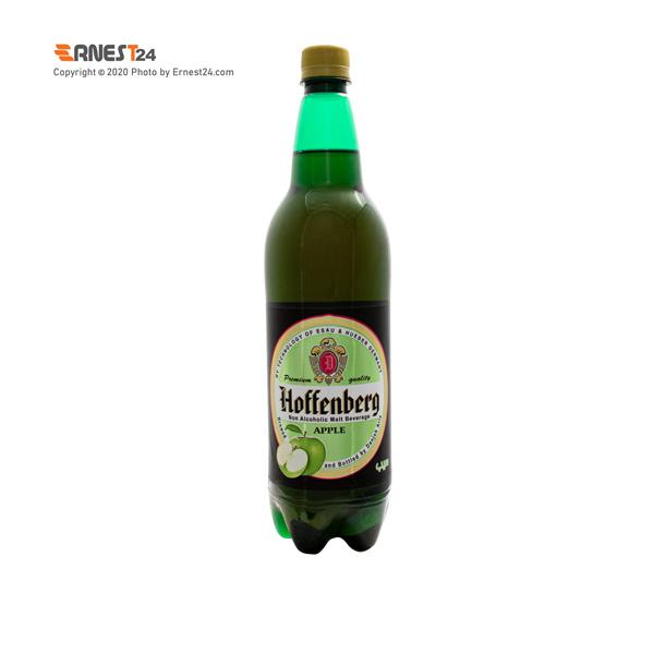 ماءالشعیر با طعم سیب هوفنبرگ حجم ۱۰۰۰ میلی لیتر عکس استفاده شده در سایت ارنست 24 - ernest24.com