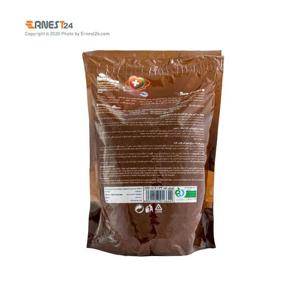 برنج قهوه ای هاتی کارا وزن ۹۰۰ گرم نمای پشت کالا عکس استفاده شده در سایت ارنست 24 - ernest24.com