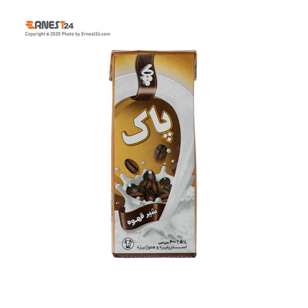 شیر قهوه فرادما پاک وزن 200 گرم عکس استفاده شده در سایت ارنست 24 - ernest24.com