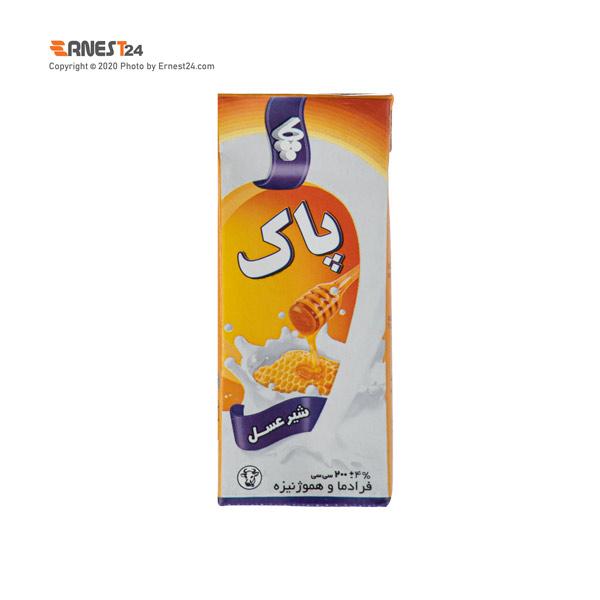 شیر عسل فرادما پاک وزن 200 گرم عکس استفاده شده در سایت ارنست 24 - ernest24.com