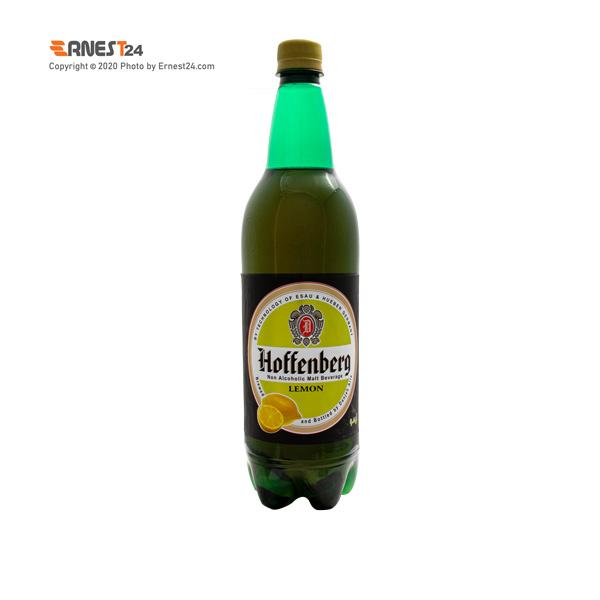 ماءالشعیر با طعم لیمو هوفنبرگ حجم ۱۰۰۰ میلی لیتر عکس استفاده شده در سایت ارنست 24 - ernest24.com