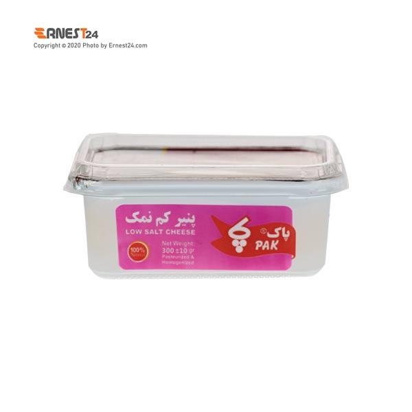 پنیر کم نمک پاک وزن ۳۰۰ گرم عکس استفاده شده در سایت ارنست 24 - ernest24.com