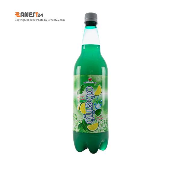 نوشیدنی گازدار با طعم موهیتو بهنوش حجم 1000 میلی لیتر عکس استفاده شده در سایت ارنست 24 - ernest24.com