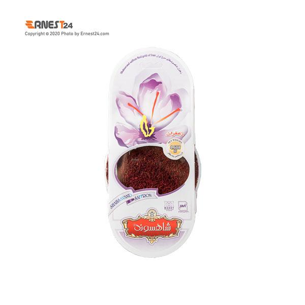 زعفران سرگل شاهسوند وزن 4.608 گرم عکس استفاده شده در سایت ارنست 24 - ernest24.com