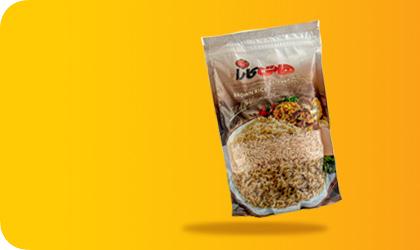 خرید برنج قهوه ای هاتی کارا از هایپرمارکت اینترنتی ارنست 24