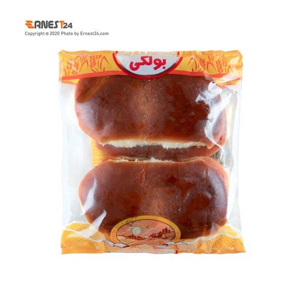 نان بولکی مزرعه وزن 280 گرم عکس استفاده شده در سایت ارنست 24 - ernest24.com