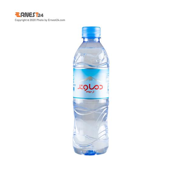 آب آشامیدنی دماوند حجم 350 میلی لیتر عکس استفاده شده در سایت ارنست 24 - ernest24.com