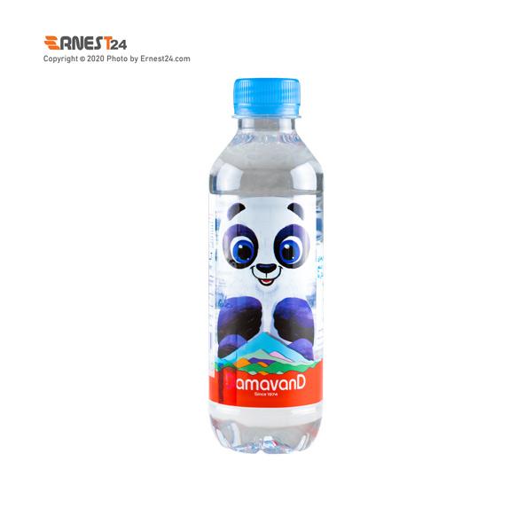 آب آشامیدنی دماوند حجم 500 میلی لیتر نمای پشت کالا عکس استفاده شده در سایت ارنست 24 - ernest24.com
