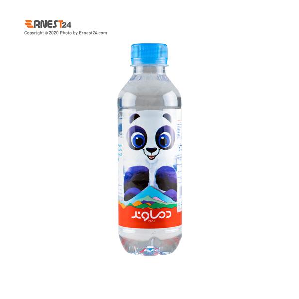 آب آشامیدنی دماوند حجم 500 میلی لیتر عکس استفاده شده در سایت ارنست 24 - ernest24.com