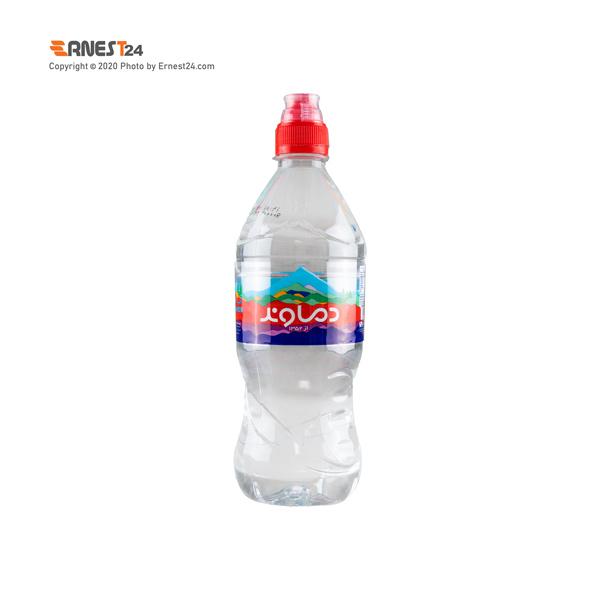 آب آشامیدنی دماوند حجم 820 میلی لیتر عکس استفاده شده در سایت ارنست 24 - ernest24.com