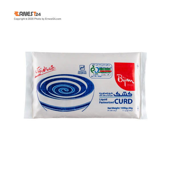 کشک پاکتی بیژن وزن 1000 گرم عکس استفاده شده در سایت ارنست 24 - ernest24.com